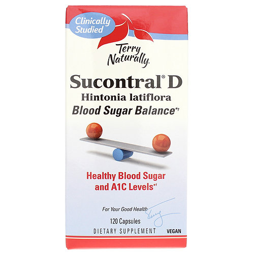 Sucontrol® D by Terry Naturally