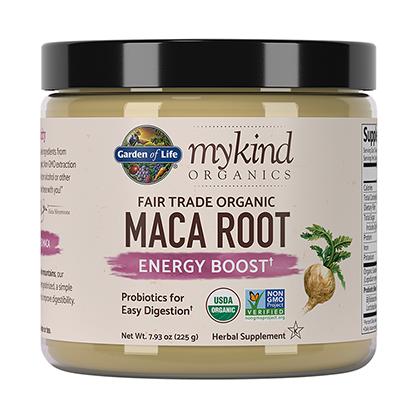 mykind Organics Maca Root by Garden of LIfe