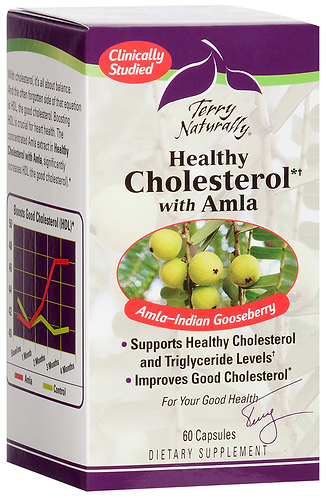 Healthy Cholesterol by Terry Naturally®