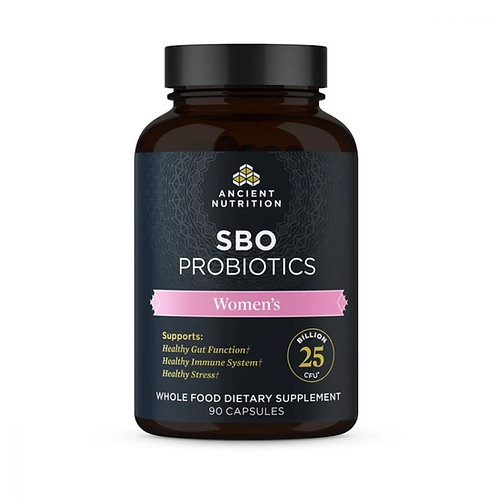SBO Probiotics Women's by Ancient Nutrition/Dr. Axe