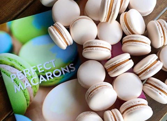 Making Perfect Macarons - Ebook