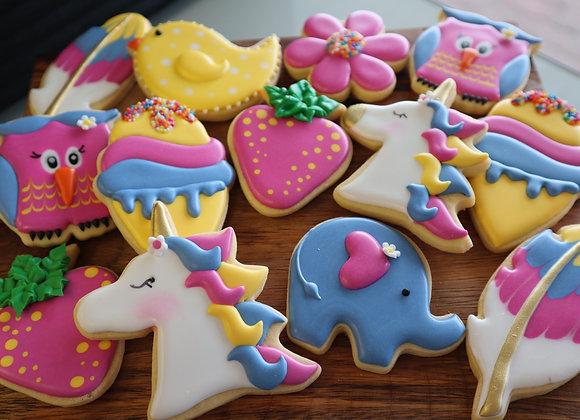 Decorating Cookies - Royal Icing Basics pdf