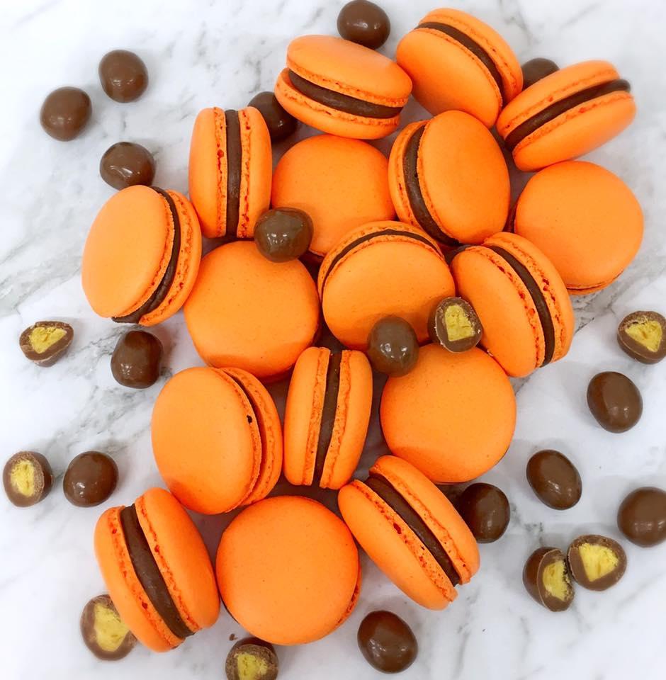 fruchoc macarons