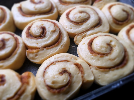 Overnight Cinnamon Buns