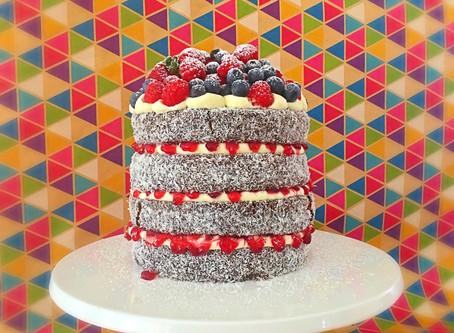 Epic Lamington Cake