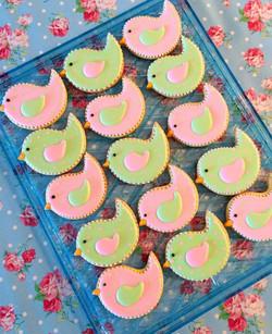 birdie cookies