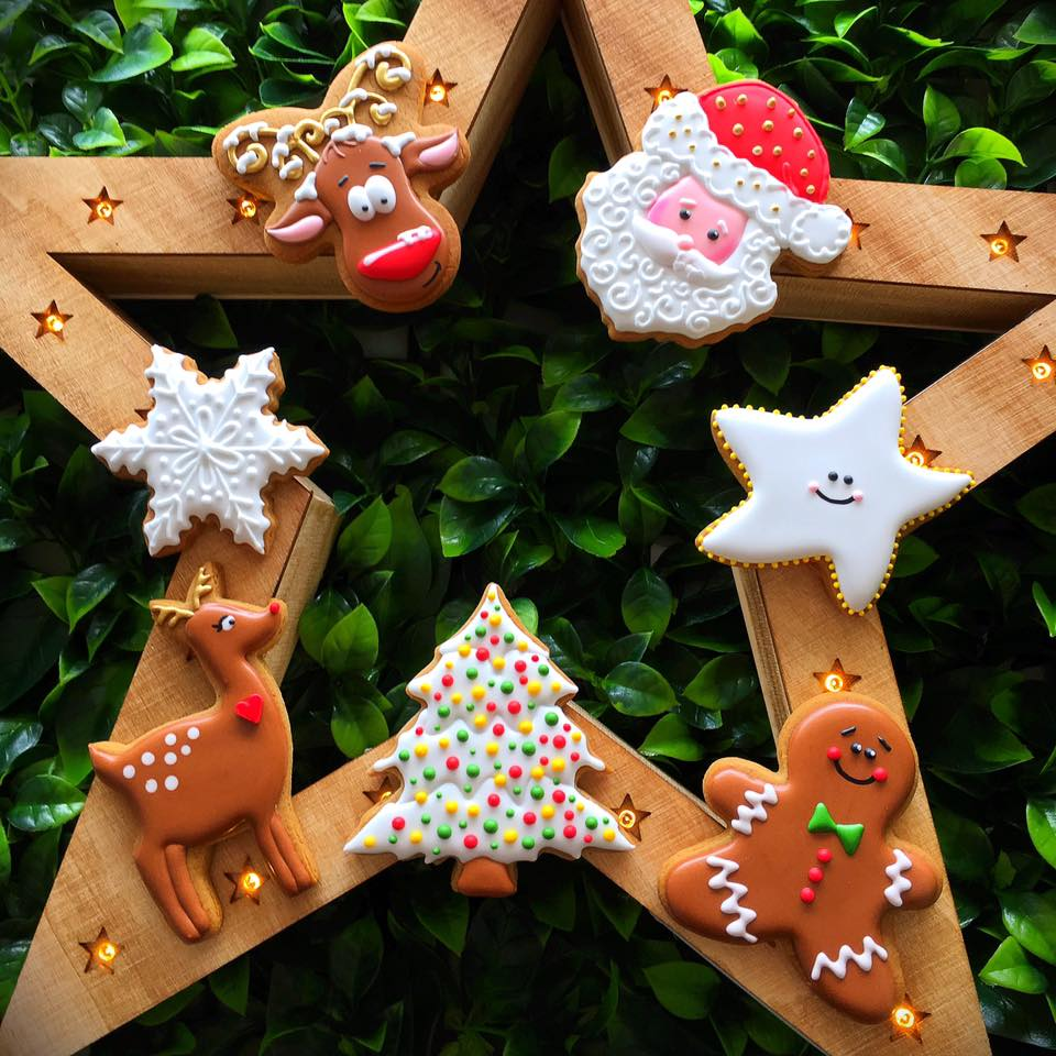 Christmas cookies 2017