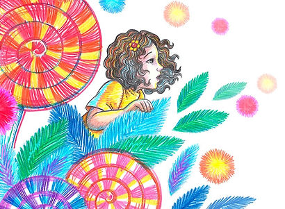 livro infantil de Camilla Inojosa