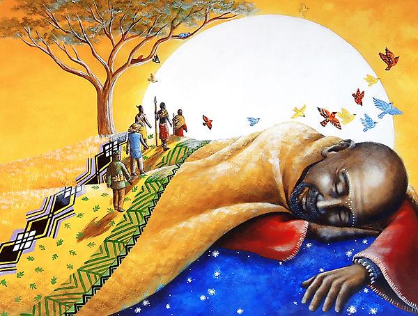 Os viajantes e o sonhador, livro infantil da escritora Lenice Gomes