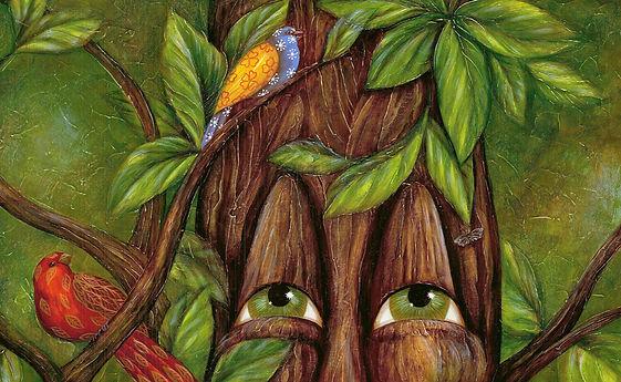 a árvore dos meus dois quintais, livro de Jonas Ribeiro