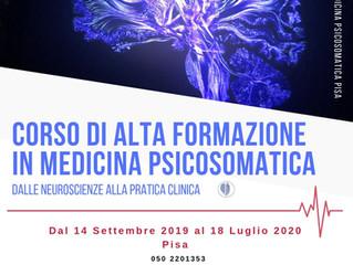 Corso di Alta Formazione in Medicina Psicosomatica