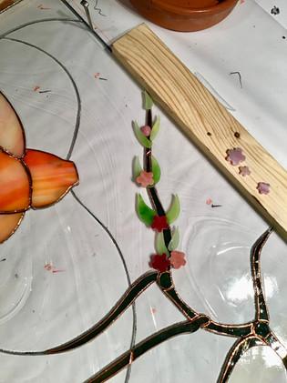 Japanese Cherrie blossom or a flower tree?