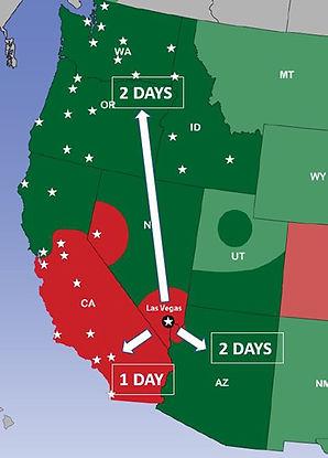 West coast Vegas transit times.jpg