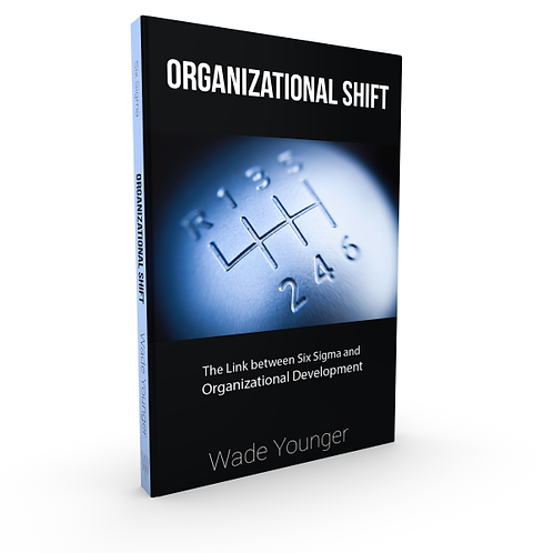 Organizational Shift - The missing link to moving organizations