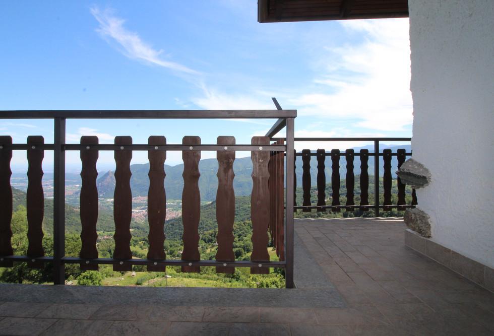 balcone piano superiore