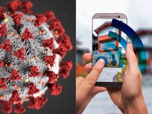 Wie moderne Technologien und das Smart Home die Corona-Zeit vereinfachen können