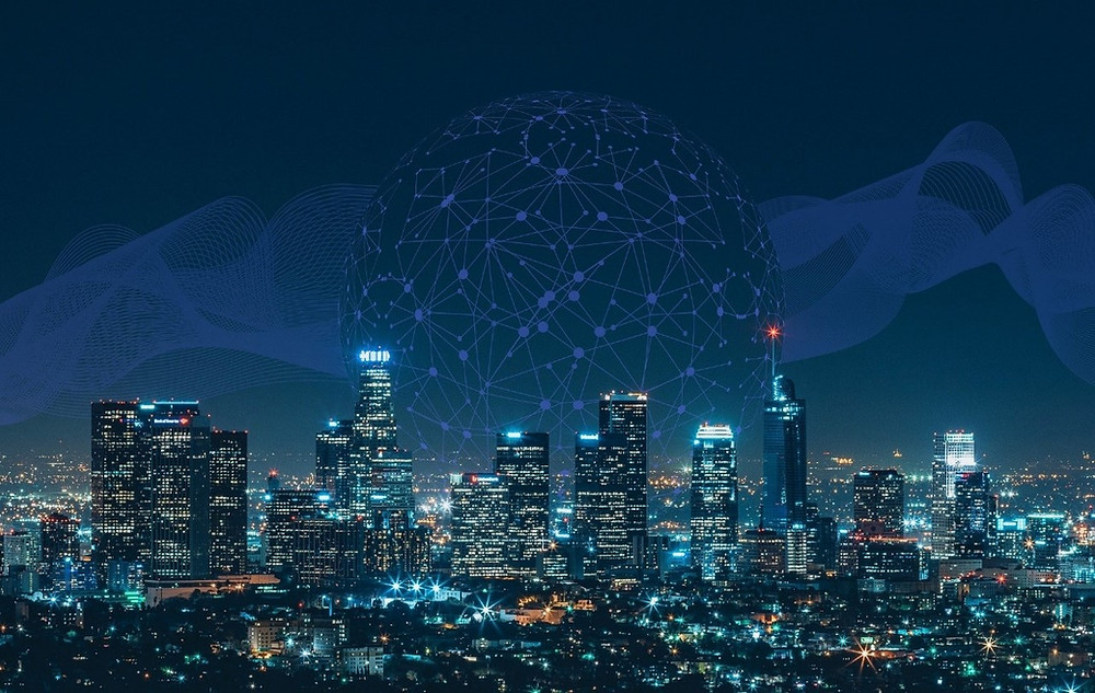 Bild Smart City