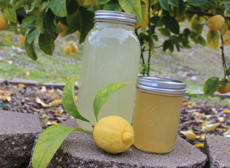 Shelf Stable Canned Lemonade