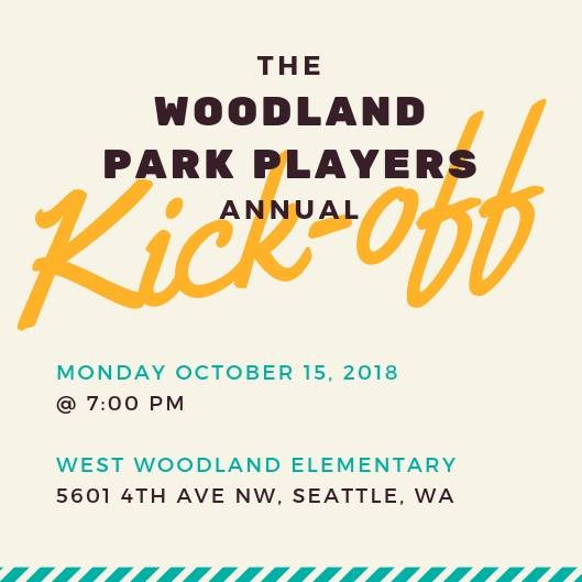 Join us for our annual kick-off