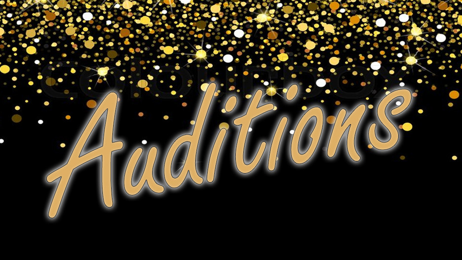 Book your audition