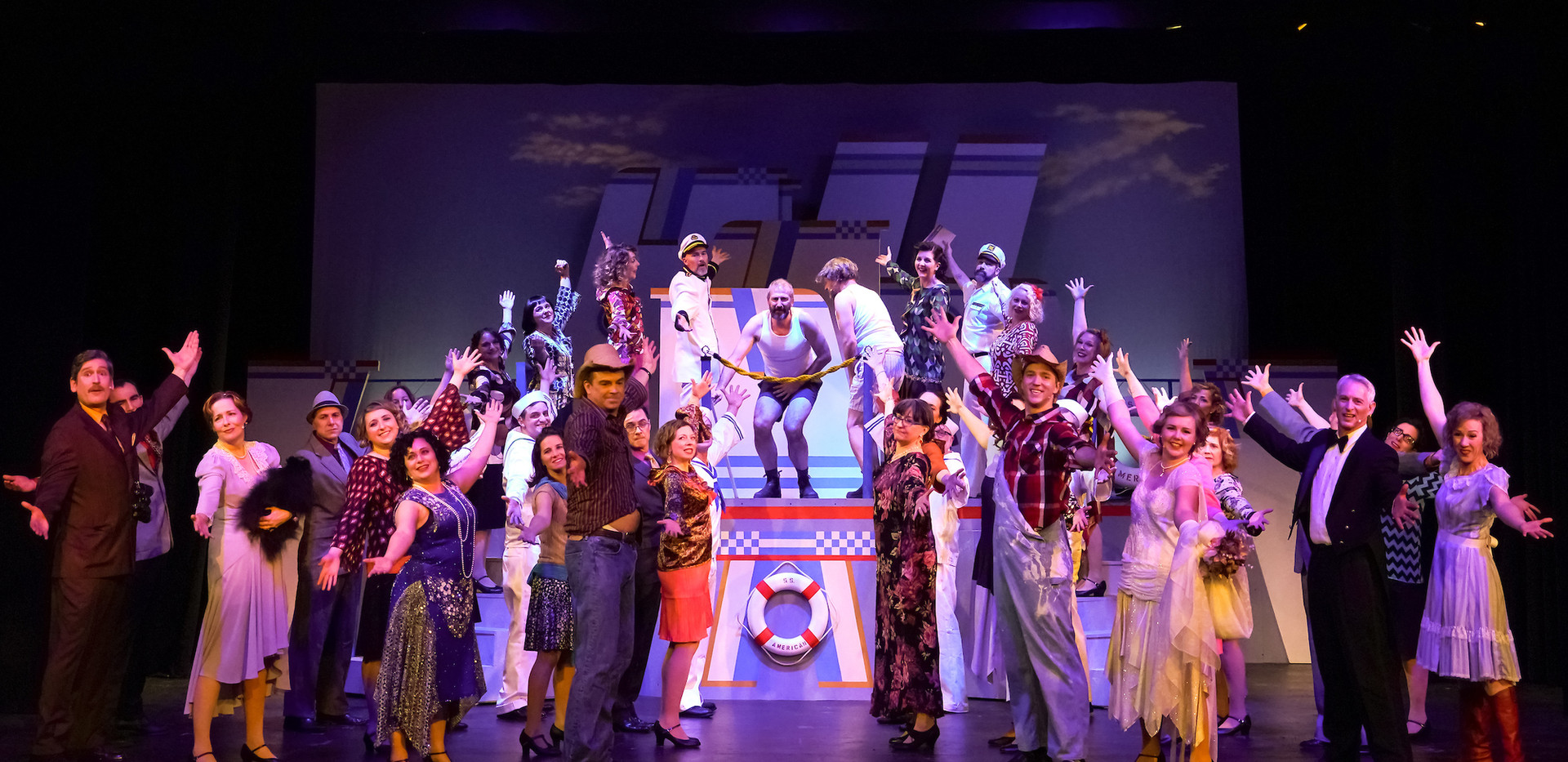 Take a Bow (Anything Goes)