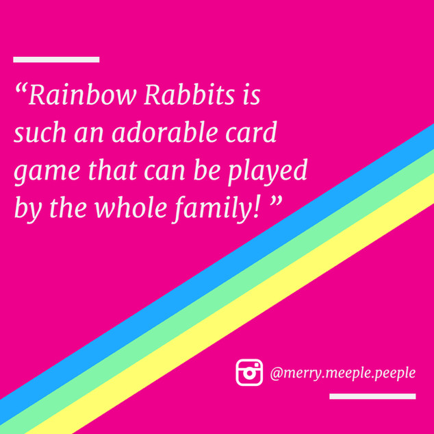 How To Play Rainbow Rabbits