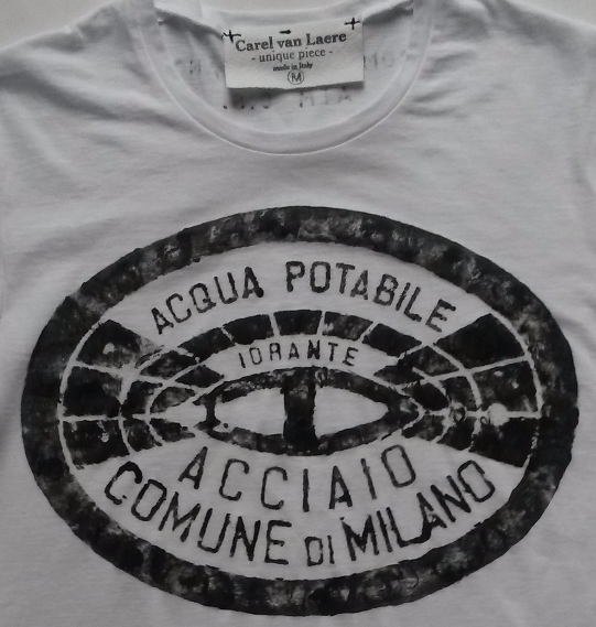 TOMBINO TEE ACQUA POTABILE