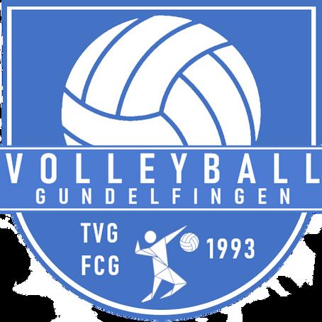 Volleyballgemeinschaft im neuen Design