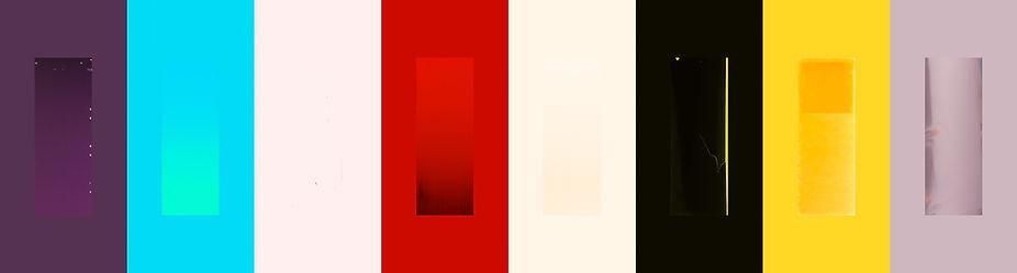 Sense of Colour by Simone Hoang