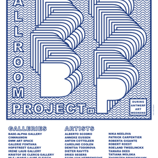 Ball Room Project Antwerpen 2019