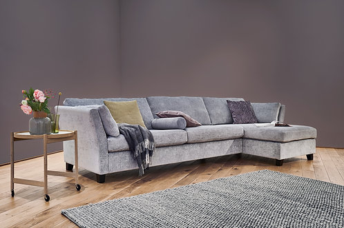 Steffani sofa med chaiselong