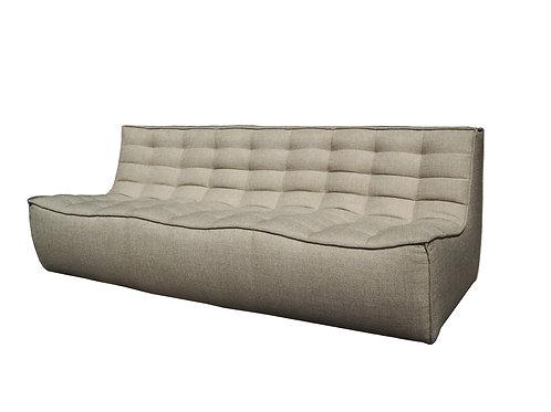 N701 sofa - 3 pers