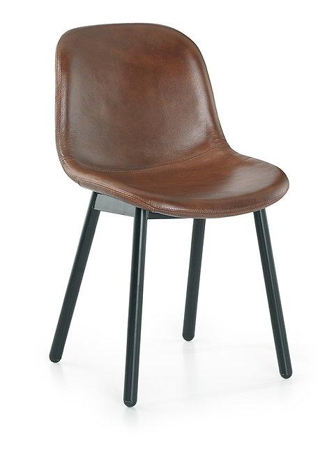 Dani læder stol