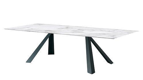 Nevada marmorplade bord