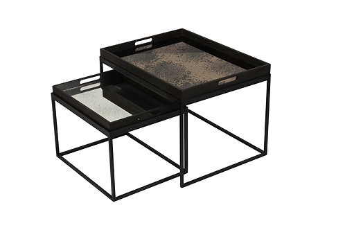 Rectangle Tray Table Set