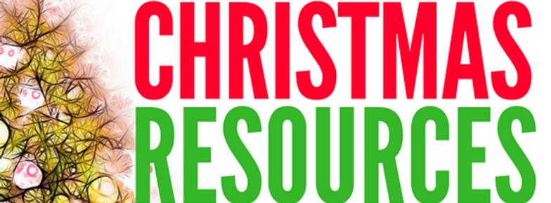 Christmas Resorces