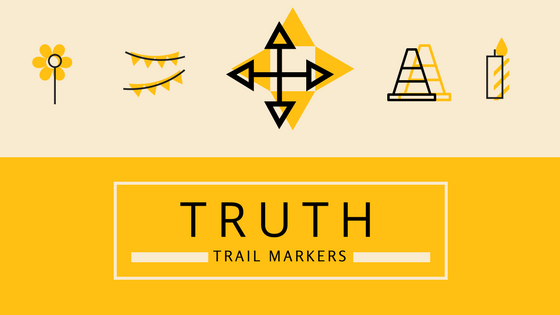 Truth Trail Marker #2