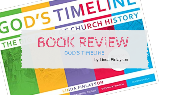 Book Review: God's Timeline