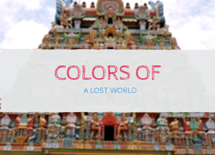 Colors of a Lost World