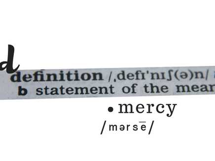 Kid Definition: Mercy