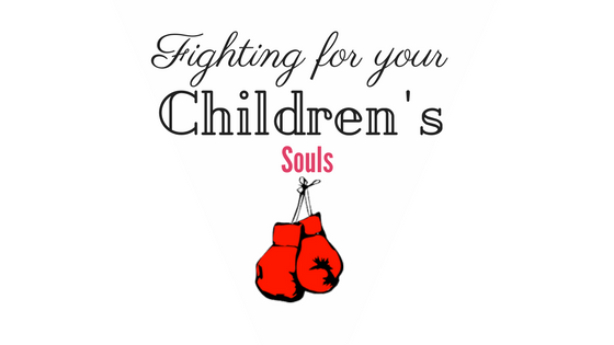 Fight for Your Children: Souls
