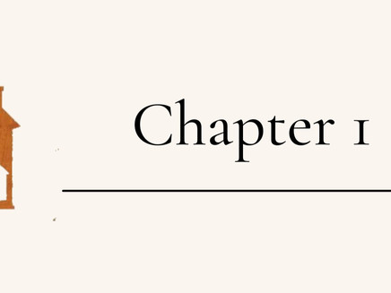Bring it Home Bookclub- Neglected Grace: Chapter 1