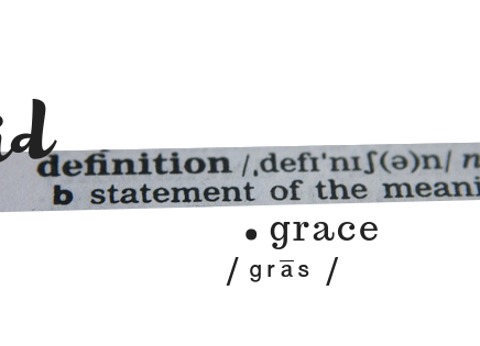 Kid Definition: Grace