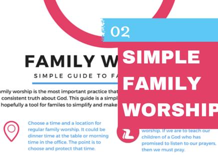 Simple Family Worship