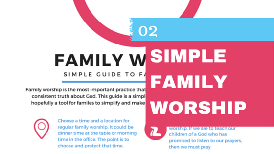 Simple Family Worship