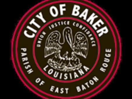 City Of Baker Public Health Announcement Update 2020-3, April 14, 2020
