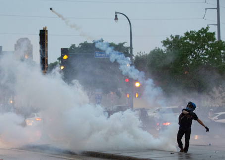 Minneapolis Rioters Protest Death of George Floyd