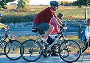 Bike to School Day Bike Parade!