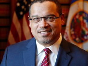Attorney General Keith Ellison Takes Over George Floyd Murder Case