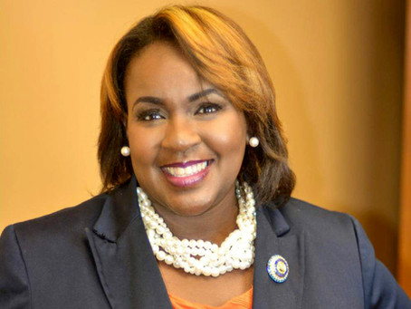 STATE SENATOR BARROW URGES ALL CITIZENS TO EXERCISE THEIR FUNDAMENTAL RIGHT TO VOTE
